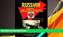 Audiobook  Russia Tires, Rubber And Related Products Industry Directory Ibp Usa Full Book