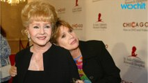 Debbie Reynolds Posted A Tribute To Daughter Carrie Fisher