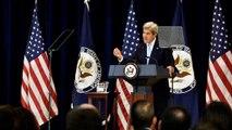 John Kerry spiega perché gli Usa non hanno posto il veto sulle colonie