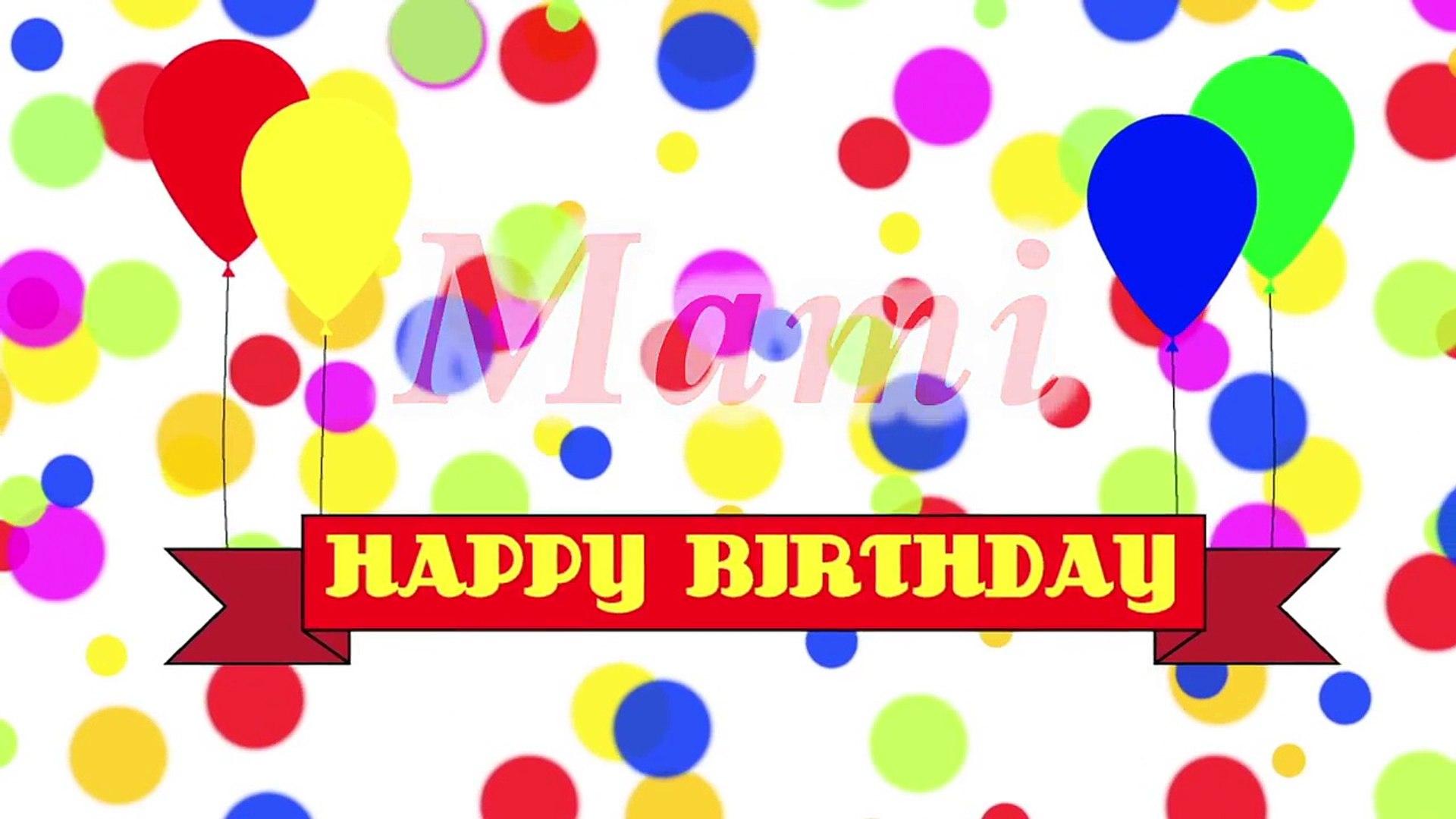 Birthday mami happy Happy 90th