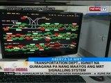 Transportation Dept., iginiit na gumagana pa nang maayos ang MRT signalling system