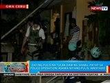 BP: Dating pulis na tulak daw ng shabu, patay sa police operation