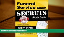 PDF  Funeral Service Exam Secrets Study Guide: Funeral Service Test Review for the Funeral Service
