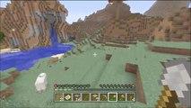 Minecraft Xbox 360 - Ending The Ender Dragon - #2 Killing Sheep, Stone Tools
