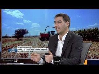 Tarım Analiz   Tarımda Teknoloji   7 Aralık 2016