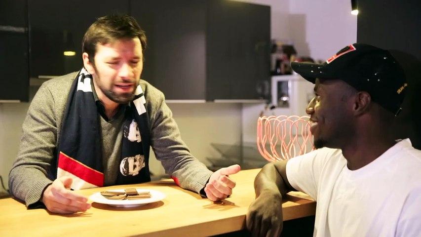 28/12/16 : Romain Danzé affronte Julien Cazarre sur FIFA17