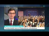 Interview with Charlie Wells of Wall Street Journal on Trump's boycott of the Republican debate