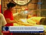 SAKSI: Paghimlay kay dating Pang. Marcos sa Libingan ng mga Bayani, pinahaharang sa SC