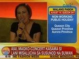 UB: AiAi Delas Alas, magko-concert kasama si Lani Misalucha sa susunod na buwan