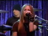 Avril Lavigne - Avril On Sabrina
