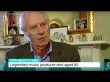 Legendary music producer dies aged 90, TRT World's Craig Copetas weighs in