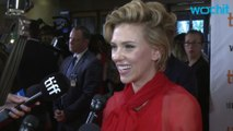 Scarlett Johansson is the Top Grossing Star of 2016