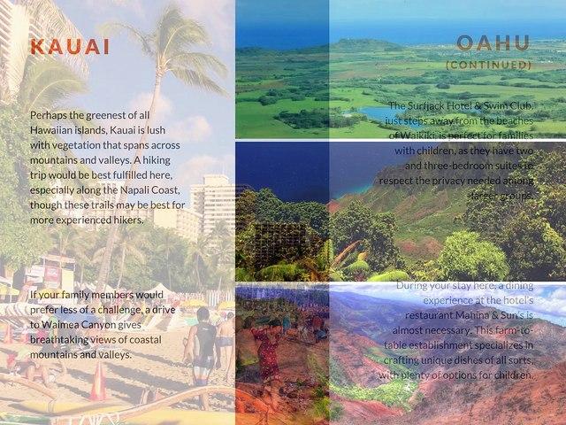 A Family Vacation to Hawaii