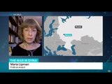 Interview with political analyst Maria Lipman on Russia's military withdrawal from Syria