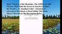 Download Mystery of the Shemitah : The 3,000-Year-Old Mystery That Holds the Secret of America's Future, the World's...