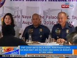 NTG: PNP Chief Bato Dela Rosa, nakipagpulong sa mga may-ari ng high-end bars sa Makati at BGC area