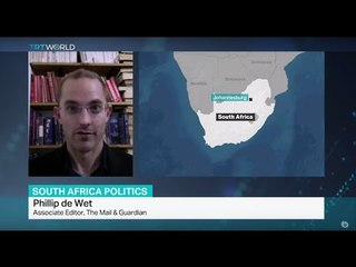 Interview with Phillip de Wet from The Mail & Guardian on South Africa politics