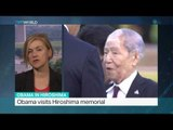 Interview with Sharon Squassoni about Obama's historic Hiroshima visit