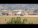 Incirlik base probed for the role in failed coup, Ali Mustafa reports from Incirlik