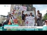 Venezuela in Crisis: Opposition marches to recall President Maduro, Juan C Lamas