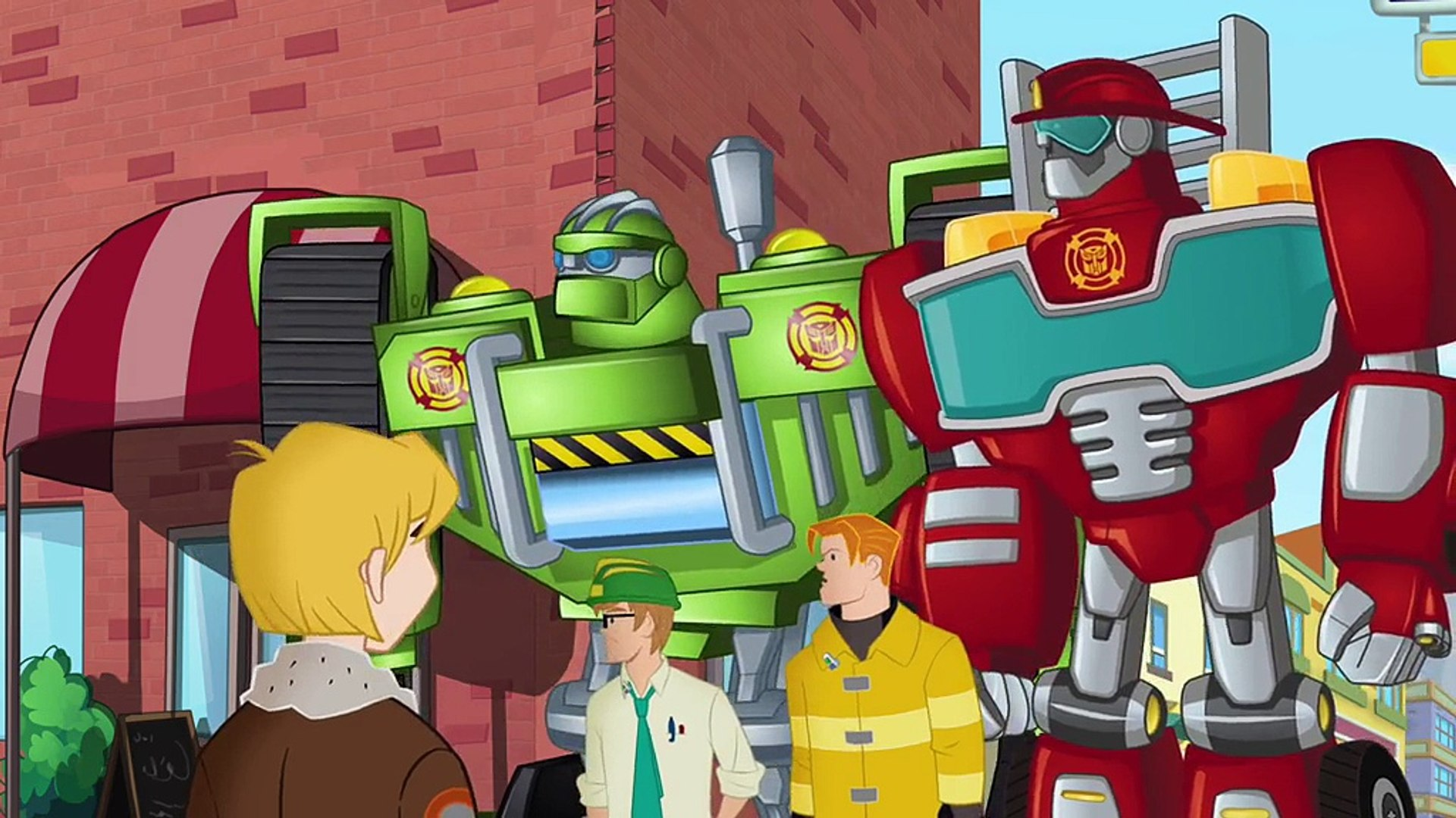 Transformers: Rescue Bots S01E20 Countdown