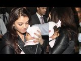 Exclusive: Abhishek-Aishwarya Rai Bachchan's Daughter Aaradhya Bachchan's Face Revealed