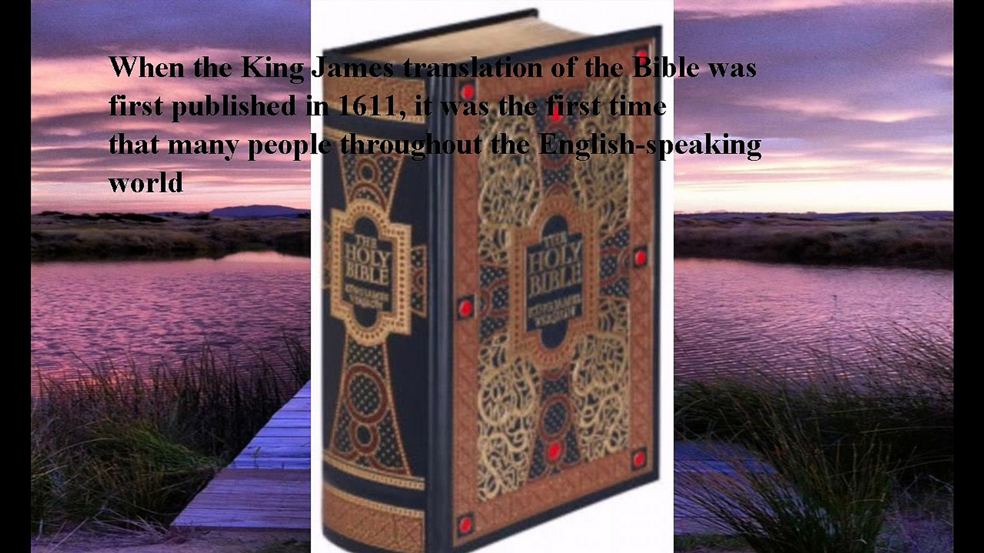 Download The Holy Bible: King James Version (Barnes & Noble Collectible  Editions) ebook PDF