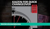 Download [PDF]  Kaizen for Quick Changeover: Going Beyond SMED For Kindle