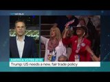Trump formally accepts presidential nomination. Jon Brain reports from Cleveland