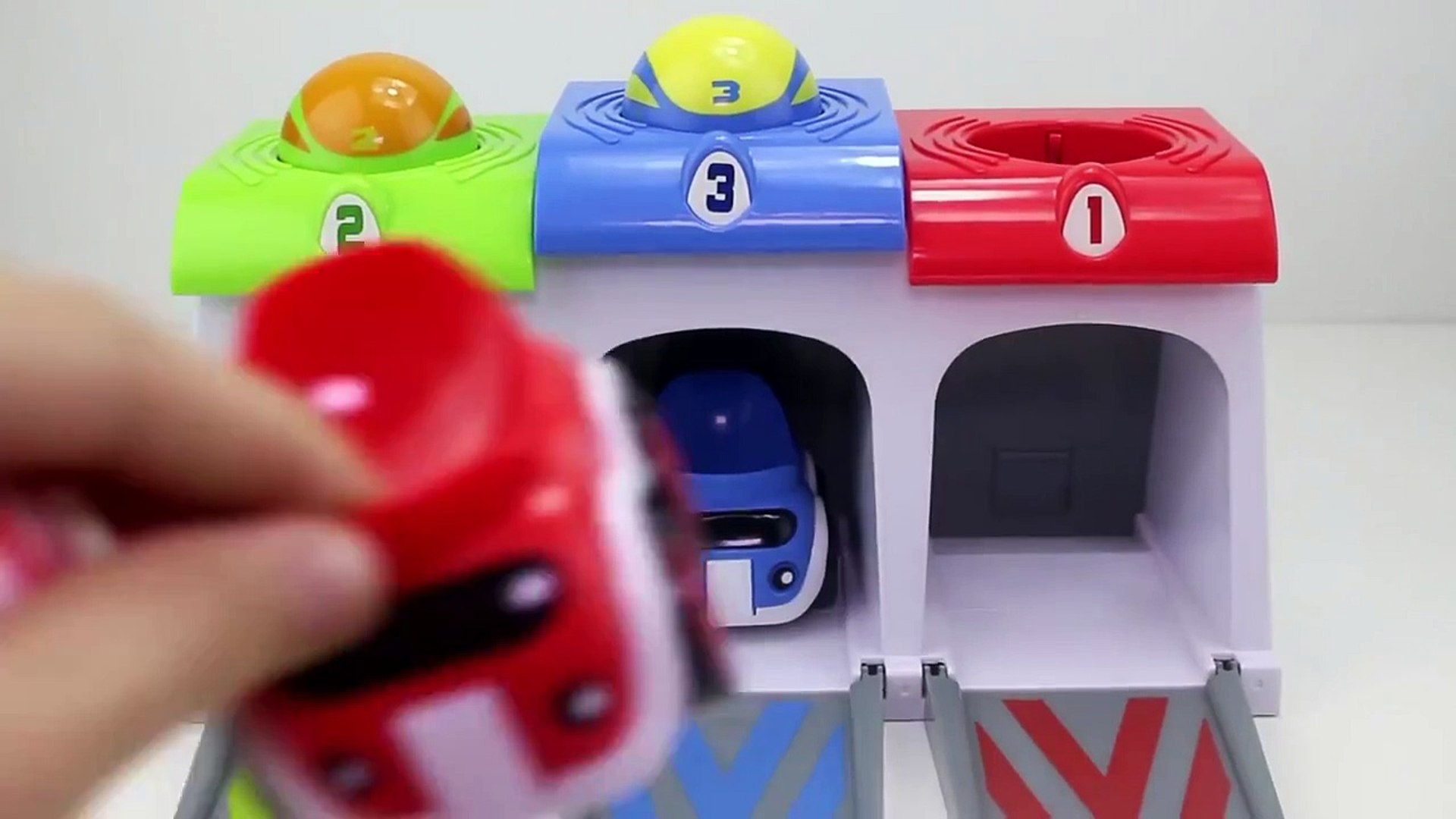 Best learning video for Kids Teach Kids learning music Colors Ball Pounding Mystery Toys