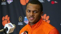 Deshaun Watson: 'I'm playing the best football right now'