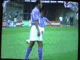 Le fameux coup franc de Ronaldinho