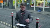 Jonathan Pie Gives His Thoughts on Homelessness at Christmas