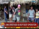 UB: 5 arestado sa buy bust operation sa CamSur