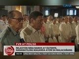 24 Oras: Hindi dapat kulayan ang pagbibitiw sa pwesto ni Ramos, ayon kay DFA Sec. Yasay