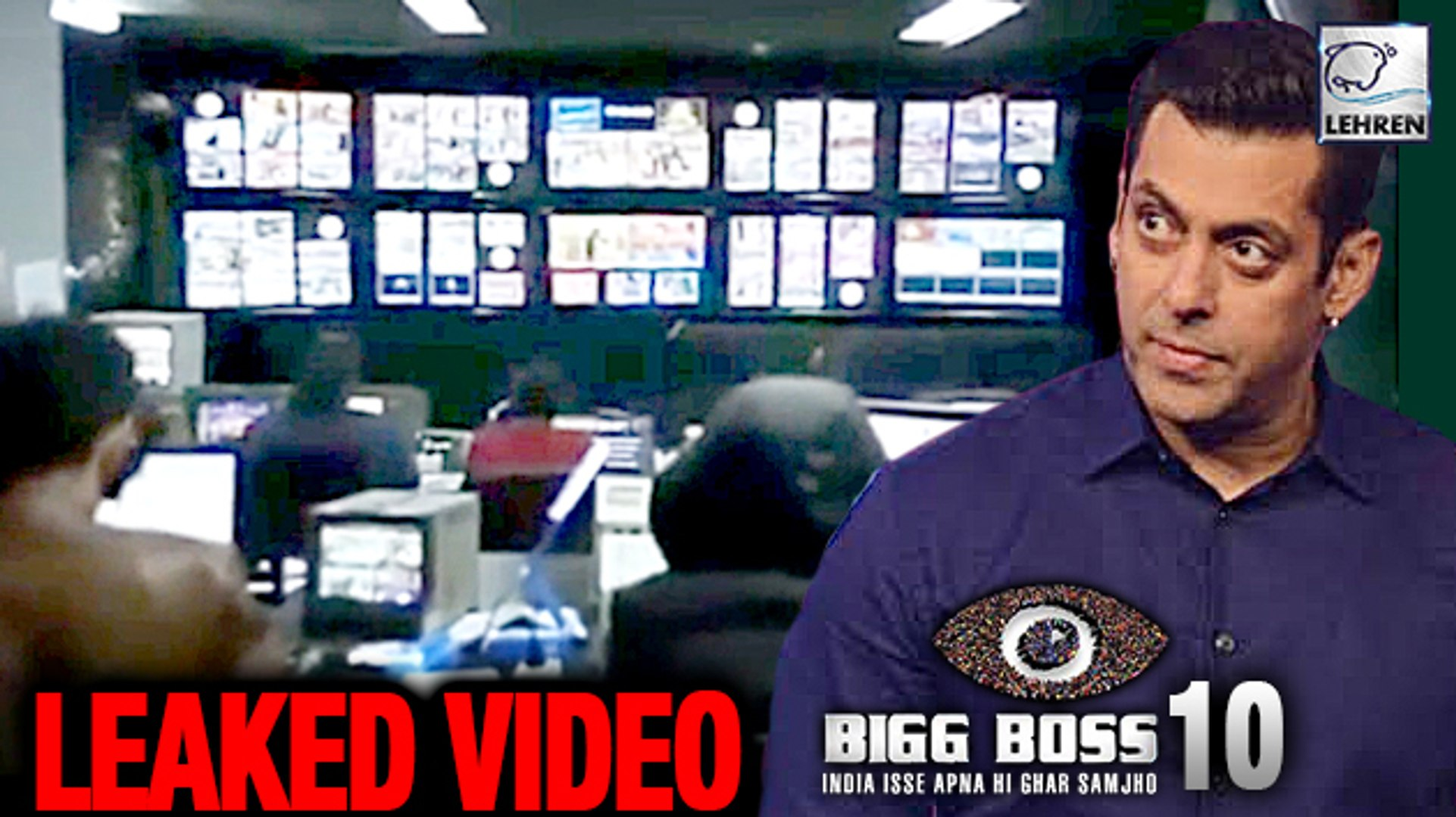 Bigg Boss 10 Control Room LEAKED Video | Bigg Boss Is Scripted?