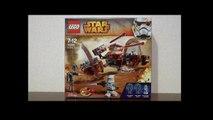 Bộ đồ chơi lắp ráp lego Star Wars 75136 mô hình Khoang Chứa Trốn Thoát Của Rôbôt