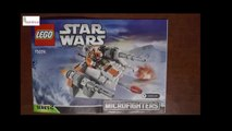 Bộ đồ chơi Lego Star Wars 75074 - Snowspeeder - Tàu Trượt Tuyết