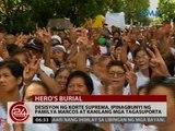 24 Oras: Desisyon ng Korte Suprema, ipinagbunyi ng Pamilya Marcos at kanilang mga tagasuporta