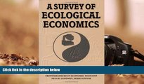 Download  A Survey of Ecological Economics (Frontier Issues in Economic Thought)  Ebook READ Ebook