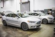 Ford ha presentado la segunda generación de su coche autónomo, el Fusion Hybrid