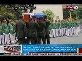 BP: Dating Pangulong Ferdinand Marcos, inihimlay na sa Libingan Ng Mga Bayani