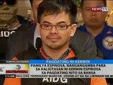 BT: Pamilya Espinosa, nangangamba para sa kaligtasan ni Kerwin Espinosa sa pagdating nito sa bansa