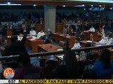 Resolusyong nagpapahayag ng pagtutol sa paghihimlay kay Marcos sa LNMB, bigong mapagtibay sa Senado