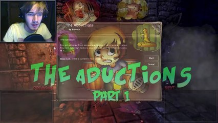 STEPHANO TRAP ;_; - Amnesia  Custom Story - Part 1 - The Abductions