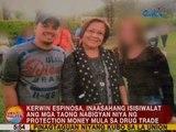 UB: Kerwin Espinosa, inaasahang isisiwalat ang mga taong nabigyan niya ng protection money