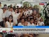 BT: Ilang taga-suporta ni Marcos, pinayagang makabisita sa puntod ng dating pangulo