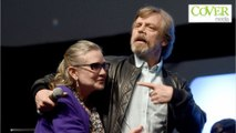 Trending: Mark Hamill pays tribute to Carrie Fisher, Britney Spears and Sam Asghari share Christmas message video and Sam Smith returns to social media to pay tribute to George Michael