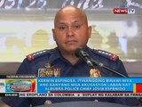 Kerwin Espinosa, itinangging binawi niya ang kanyang mga akusasyon laban kay Espenido