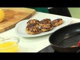 برجر دجاج بالفواكه - سلطة فواكه مشويه | طبخة ونص حلقة كاملة